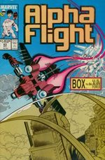 Alpha Flight 63
