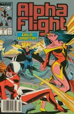 Alpha Flight 72