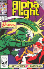 Alpha Flight 79