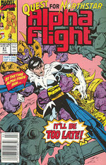 Alpha Flight 81