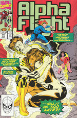 Alpha Flight 85