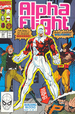 Alpha Flight 89