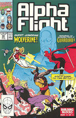 Alpha Flight 90