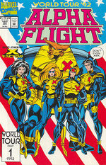Alpha Flight 107