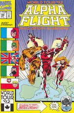 Alpha Flight 108