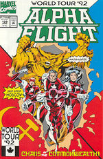 Alpha Flight 109