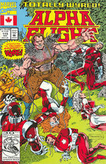 Alpha Flight 115