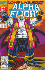 Alpha Flight 116