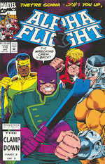 Alpha Flight 119