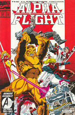 Alpha Flight 120