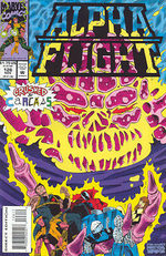 Alpha Flight 126