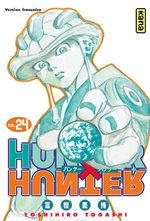 Hunter X Hunter 24