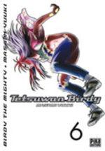Tetsuwan Birdy 6 Manga