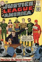 Justice League Of America # 8