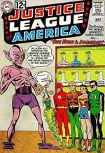 Justice League Of America # 11