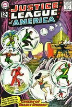 Justice League Of America # 16