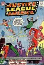 Justice League Of America # 24