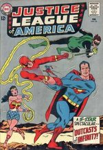 Justice League Of America # 25