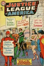 Justice League Of America # 28