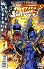 Justice League Of America # 21