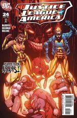 Justice League Of America # 24