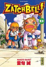 Zatch Bell 21