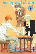 Honey & Clover 9 Manga