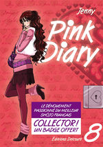 Pink Diary  8