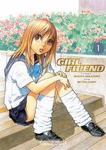 Girl Friend T.1 Manga