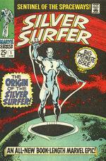 Silver Surfer # 1