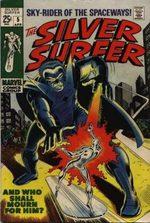Silver Surfer # 5