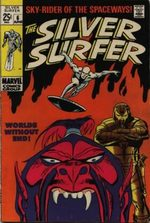 Silver Surfer # 6