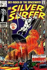Silver Surfer # 8