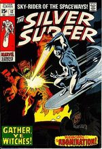Silver Surfer # 12
