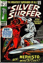 Silver Surfer # 16