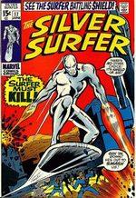Silver Surfer # 17
