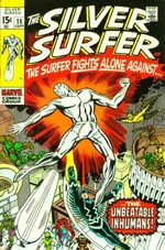 Silver Surfer # 18
