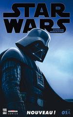 Star Wars comics magazine # 1