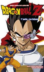 Dragon Ball Z - 1ère partie : Les Saïyens 2 Anime comics