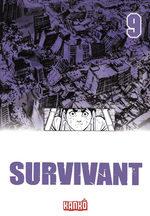 Survivant 9 Manga