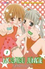Nosatsu Junkie 1 Manga