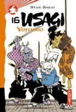 Usagi Yojimbo 16