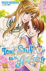 Tout Sauf un Ange !! 7 Manga