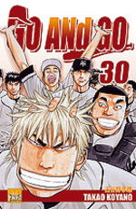 Go and Go 30 Manga