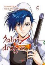 Sabre et Dragon 6 Manhwa