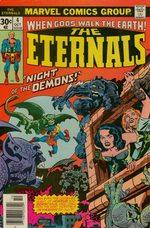 Les Eternels # 4