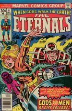 Les Eternels # 6