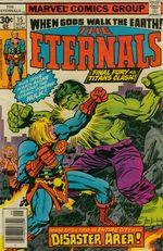Les Eternels # 15