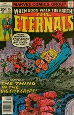 Les Eternels # 16