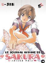 Le Journal Intime de Sakura 9 Manga